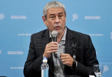 Jorge Ferraresi: «Ningún crédito va a superar el 35% del ingreso del grupo familiar»