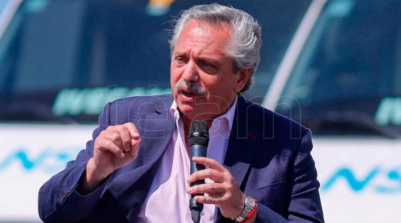 Fernández celebró el regreso de las transmisiones gratuitas: «Es mucho más que un negocio»