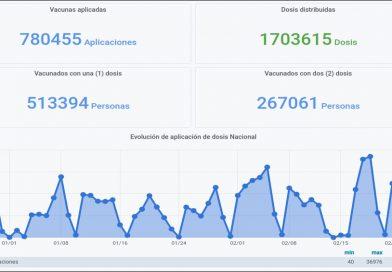 Lanzaron el Monitor Público de Vacunación, un registro con información en tiempo real