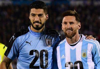 Argentina, con la urgencia de plasmar la idea, juega ante Uruguay que debuta