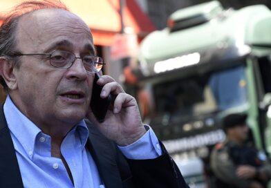 Moreau dijo que la oposición considera a Macri «como una carga» para la campaña electoral