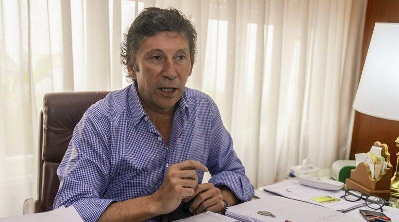 Gustavo Posse bajó su candidatura en la provincia de Buenos Aires
