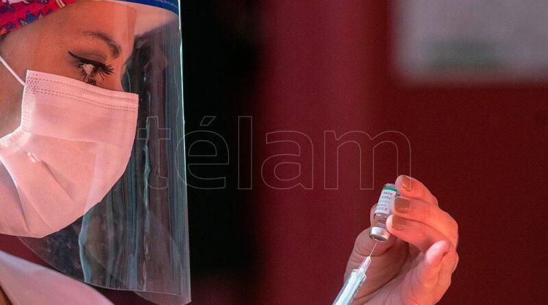 La Ciudad de Buenos Aires empezó a vacunar a jóvenes a partir de 18 años
