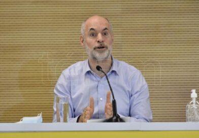 Rodríguez Larreta eludió confrontar con Facundo Manes por el financiamiento de la campaña