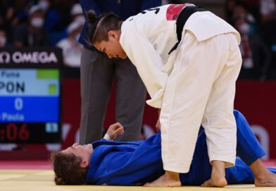 Pareto perdió y se lesionó un codo, pero irá por el bronce