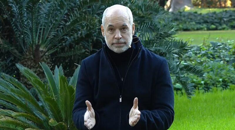 Rodríguez Larreta anunció aperturas graduales en un plan de «regreso» a la «normalidad»