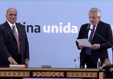 """Fernández: """"No somos parte del país que quiere flexibilizar derechos de los que trabajan"""""""