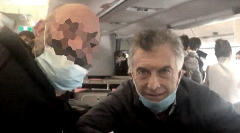 Macri llegó al país y mañana debe presentarse ante la Justicia
