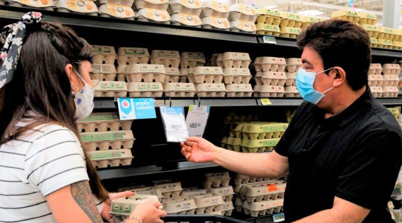 Intendentes bonaerenses supervisaron los precios congelados